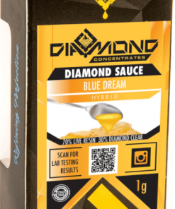 Diamond Concentrates Live Resin/Sauce - 1.0 gram