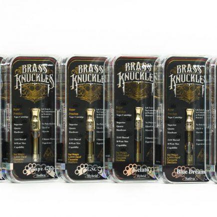 Brass Knuckles - 1G Cartridge