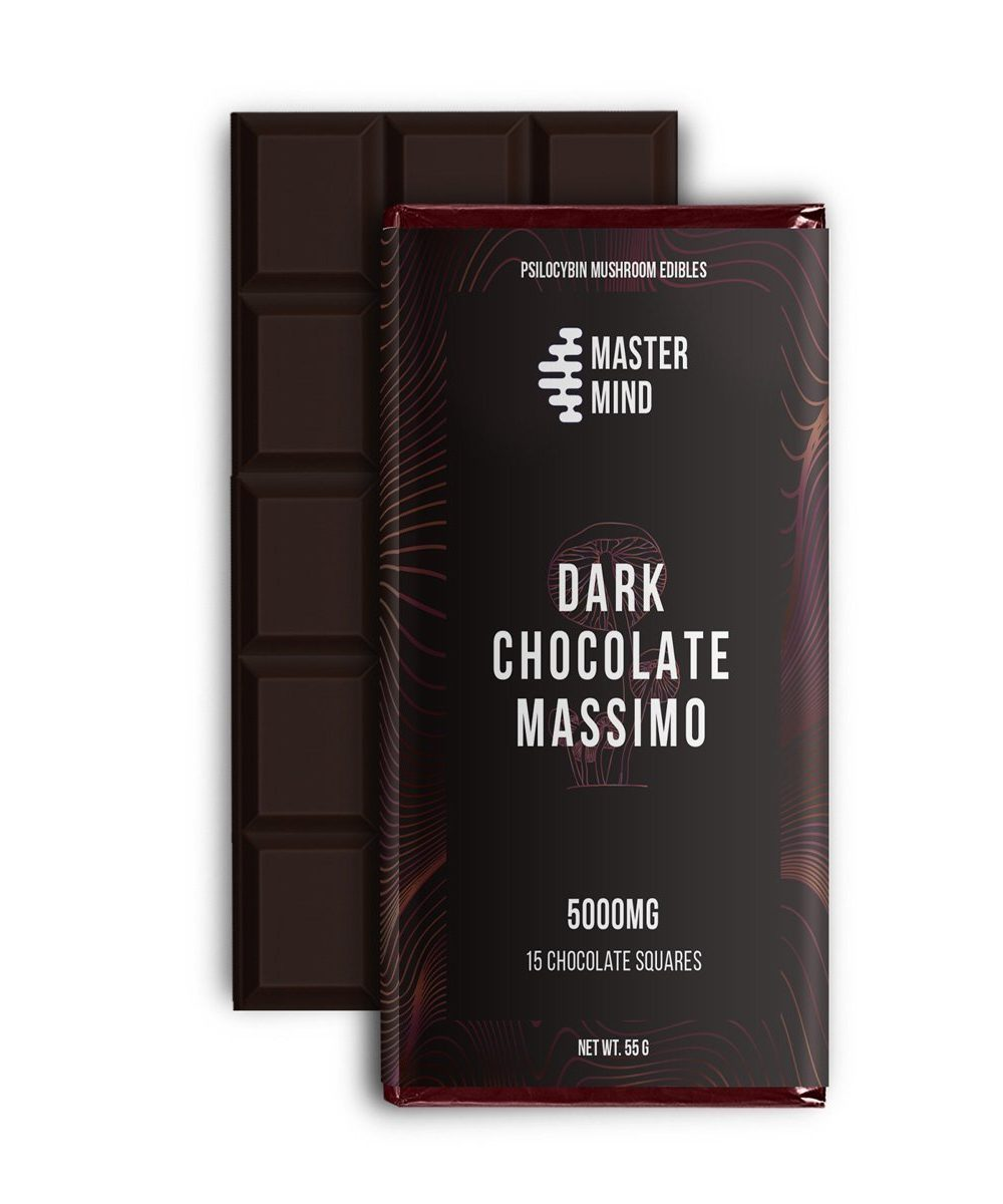 MasterMind - Dark Chocolate Massimo (5000mg)