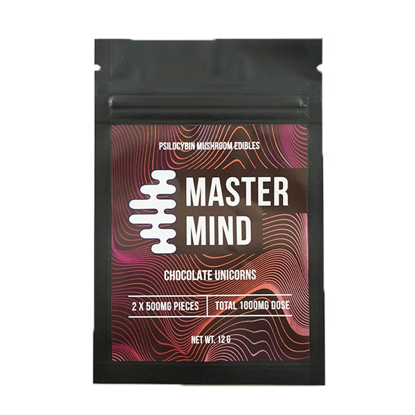 MasterMind - Chocolate Shroomicorns (2x500mg)