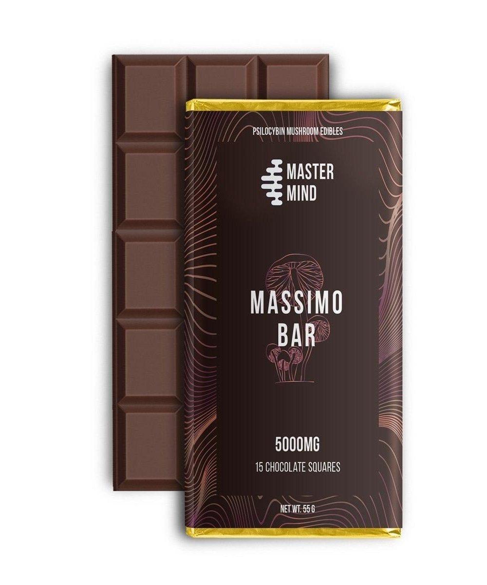 MasterMind - Milk Chocolate Massimo (5000mg)