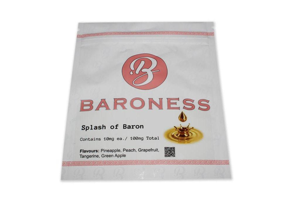 Baroness - Splash of Baron 10x10mg Gummies