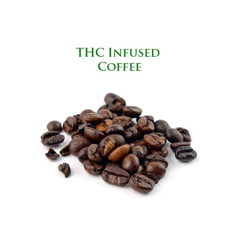THC Infused Coffee - 200mg