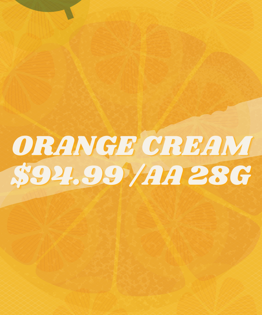$94.99 2 OZ ORANGE CREAM PROMO