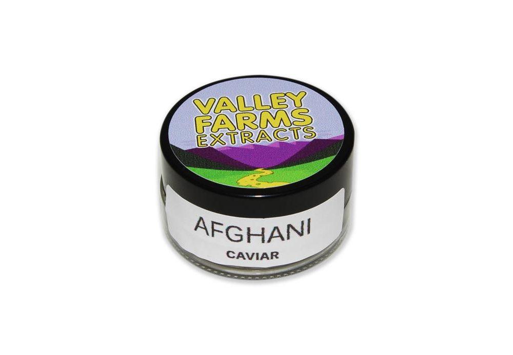 Valley Farms - Afghani - Caviar