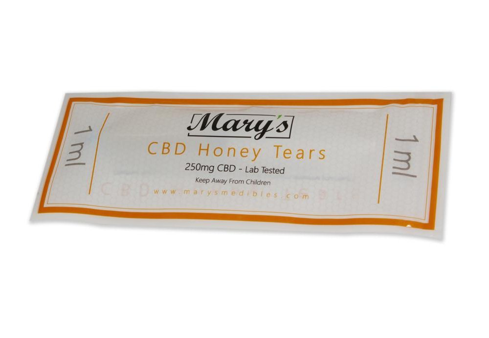 Mary's CBD Honey Tears