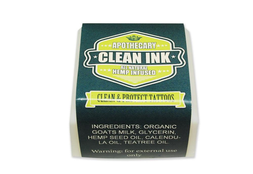 Apothecary - Clean Ink Soap