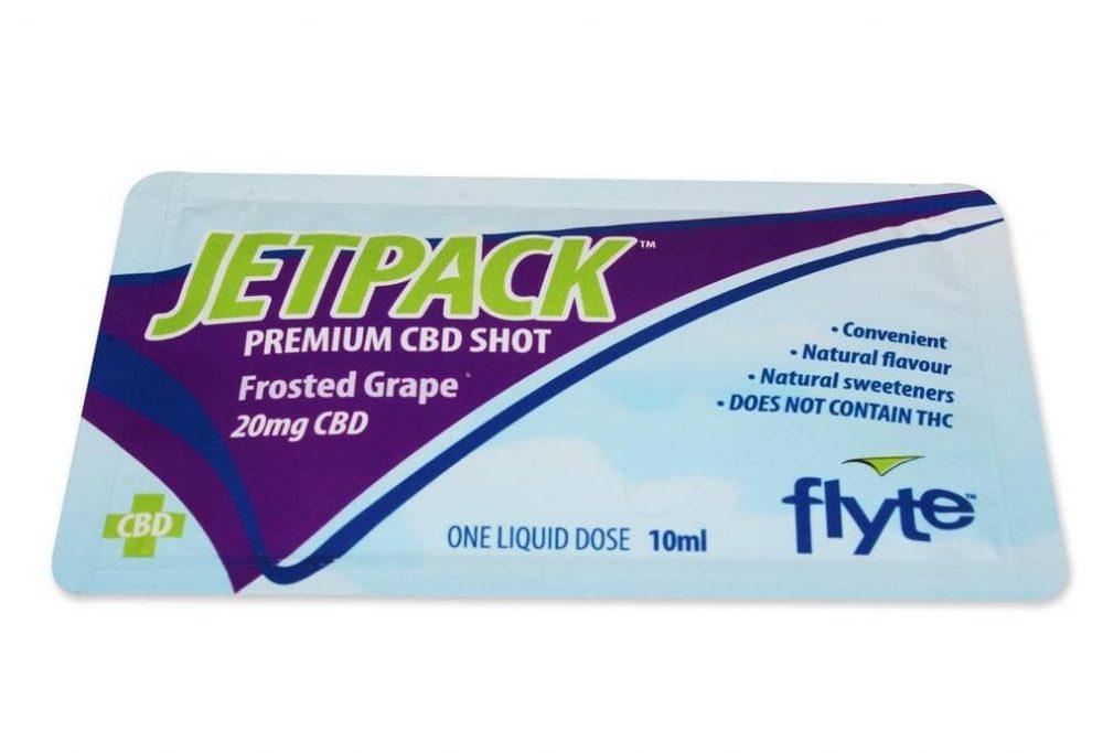 Flyte - Jetpack Drink 20mg CBD