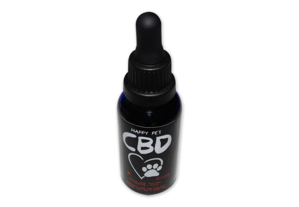 Happy Pet CBD Tincture - 250mg - 30mL