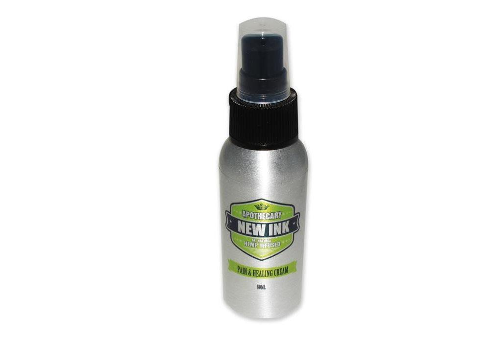 Apothecary - New Ink Cream