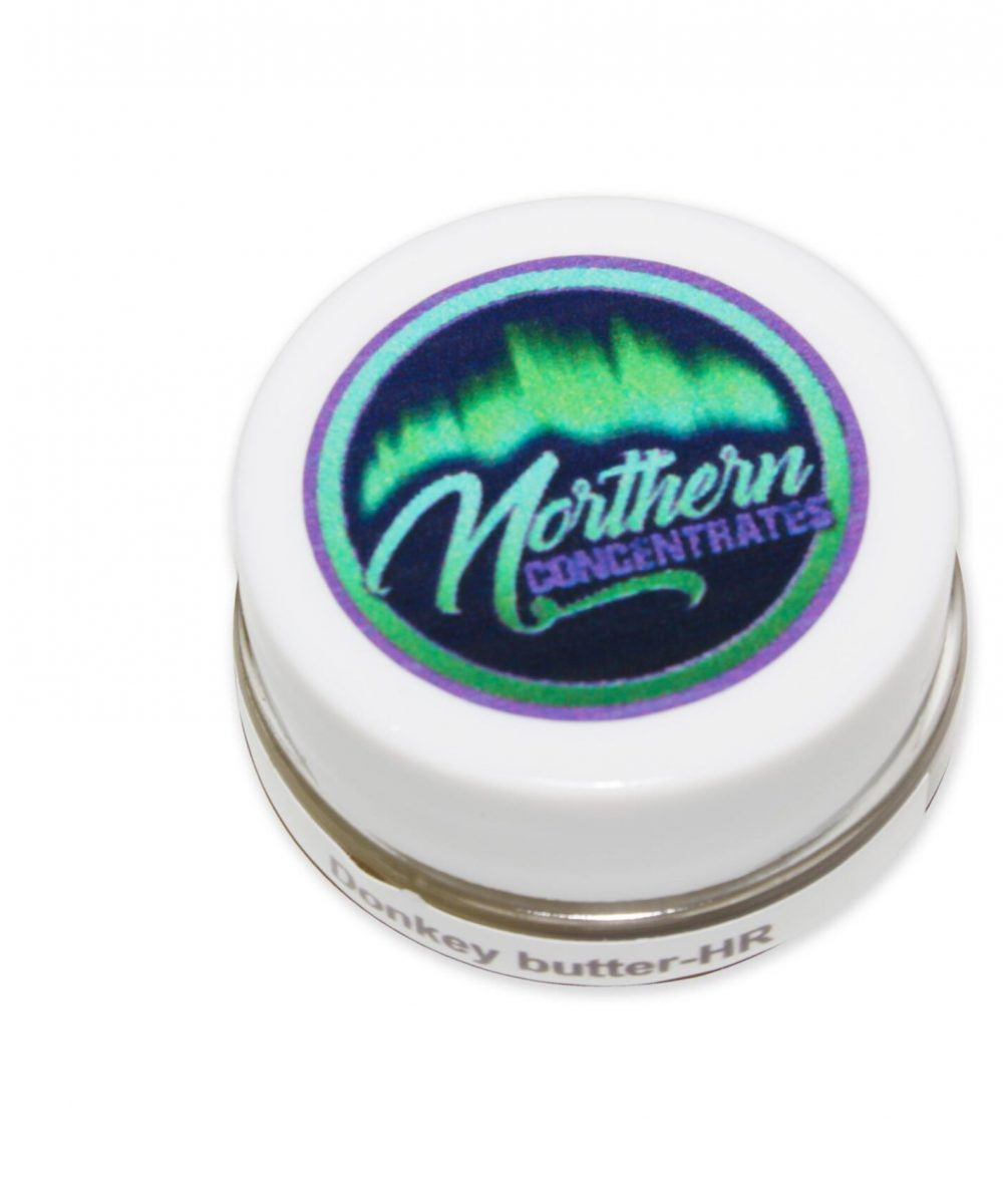 Northern Concentrates - Donkey Butter Hash Rosin