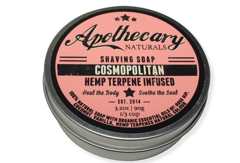 Apothecary - Shaving Soap - Cosmopolitan