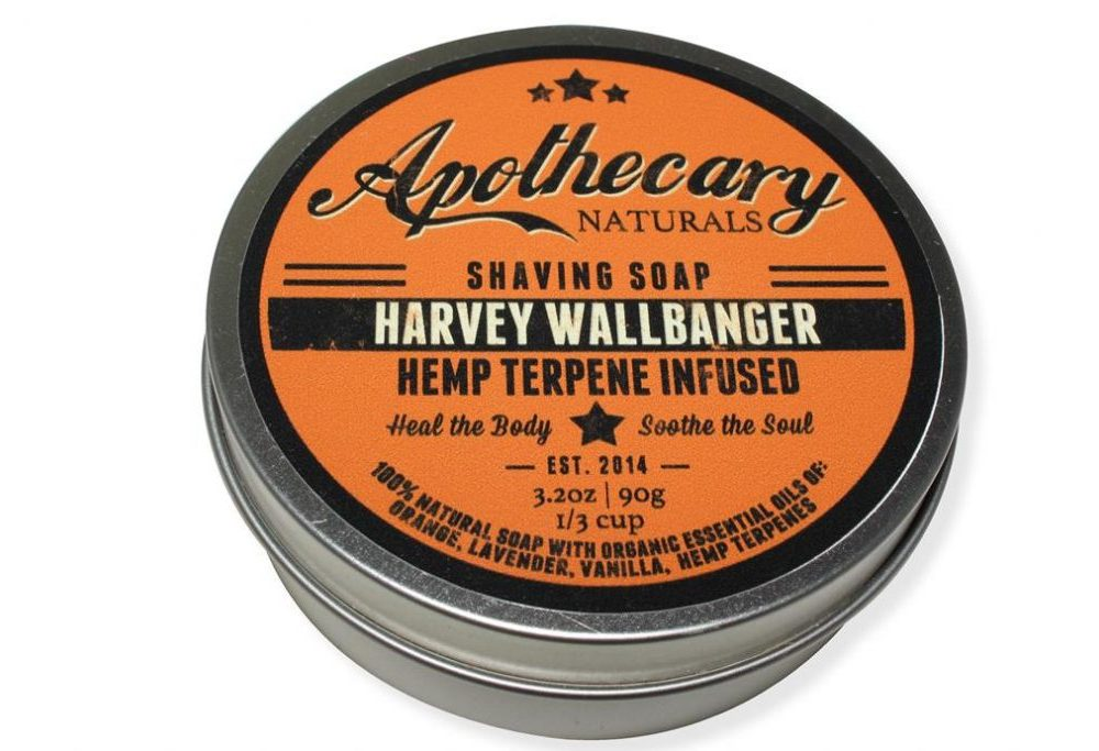 Apothecary - Shaving Soap - Harvey Wallbanger