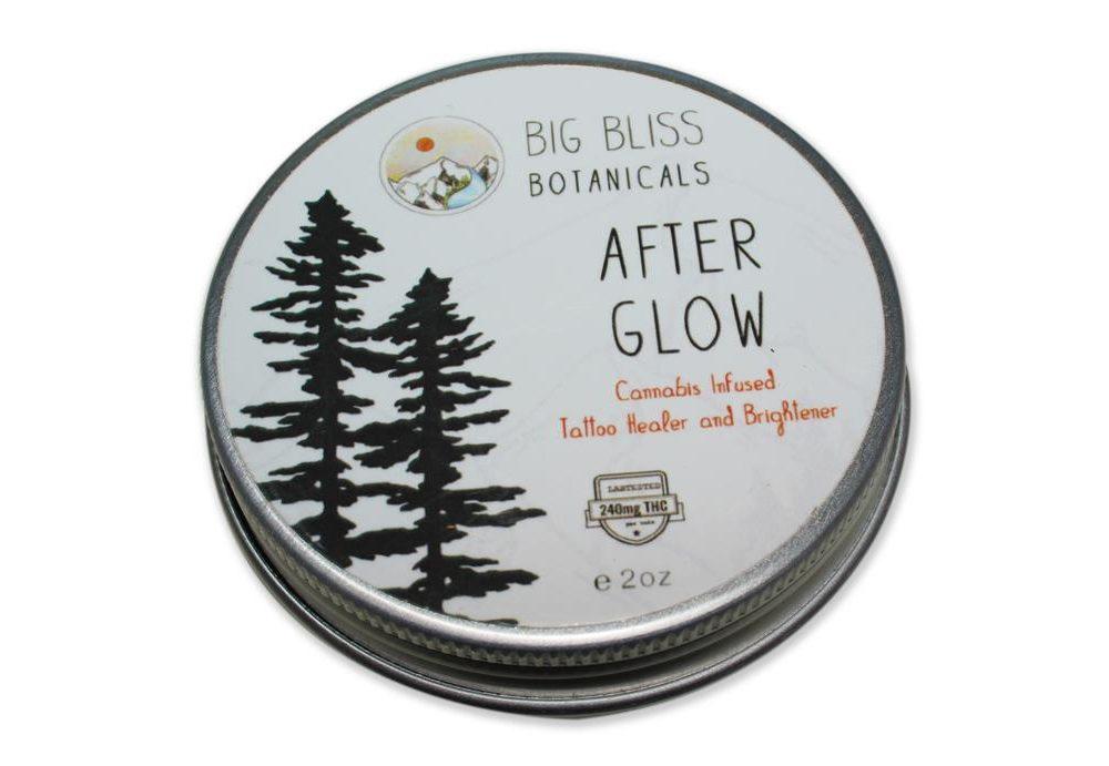 Big Bliss Botanicals - After Glow (2oz tin)