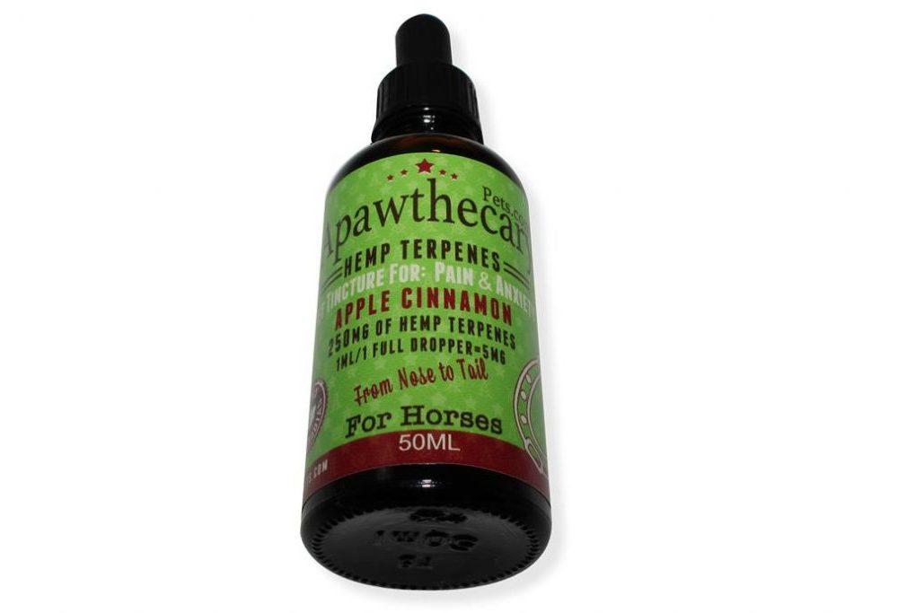 Apawthecary - Horse Tincture - Apple Cinnamon Flavoured