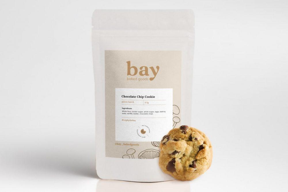 Bay Baked Goods - Chocolate Chip Psilocybin Cookies