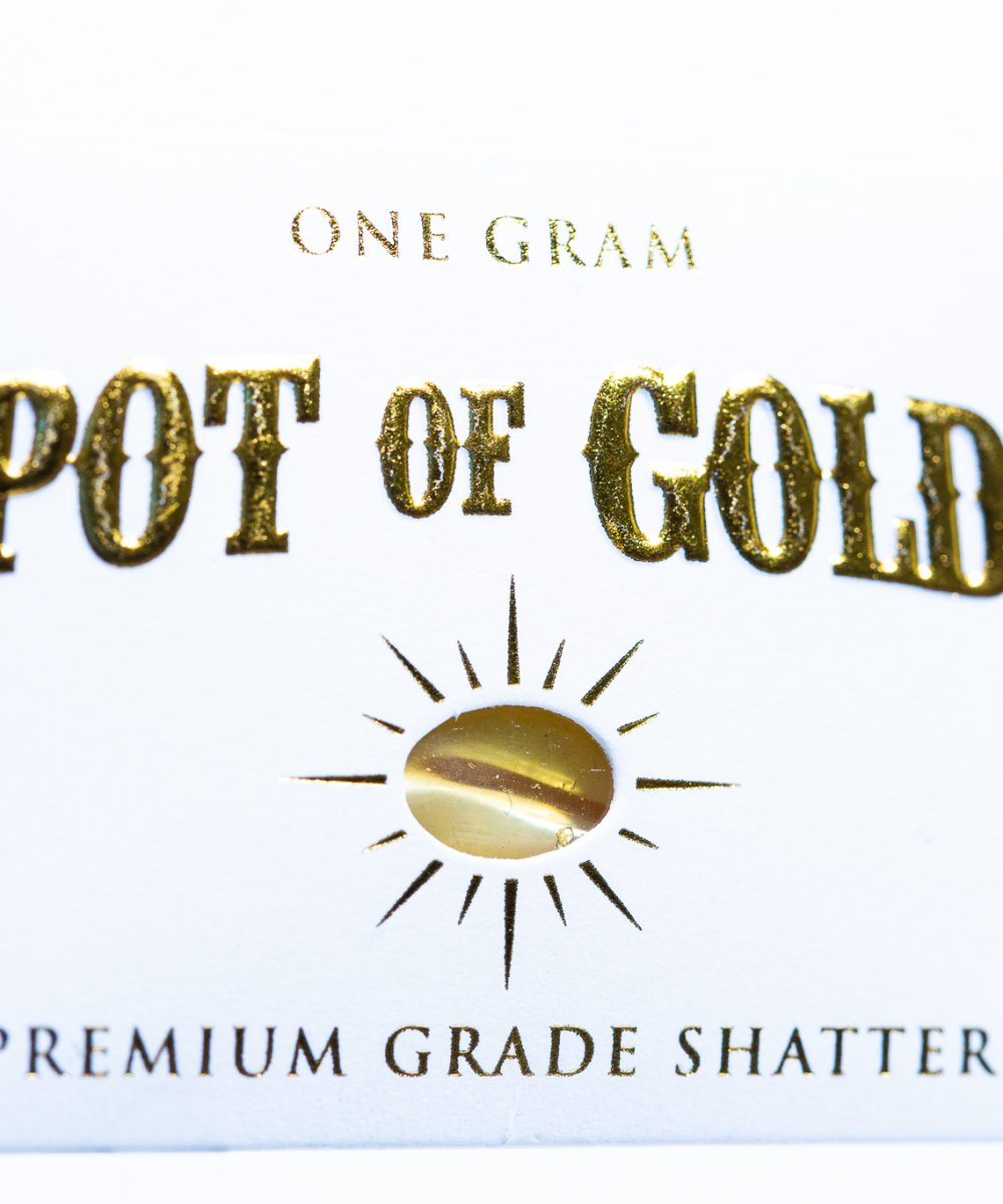 Pot of Gold Shatter (1 Gram)