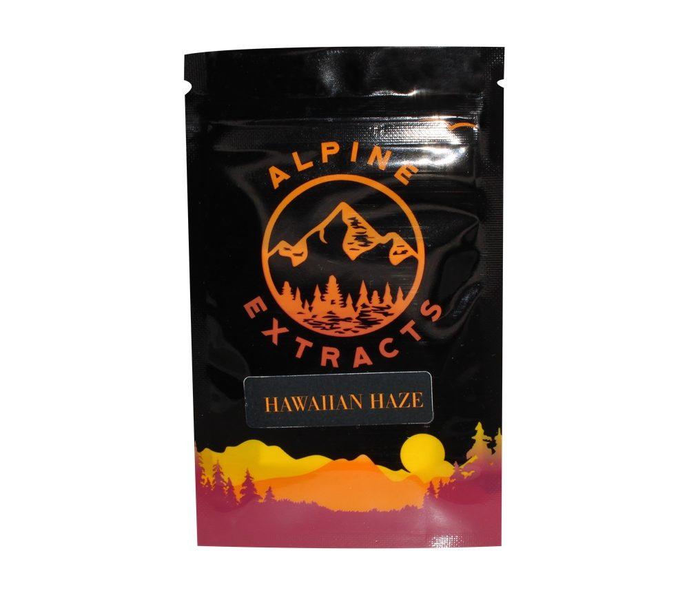 Alpine Extracts - Shatter (1 Gram)