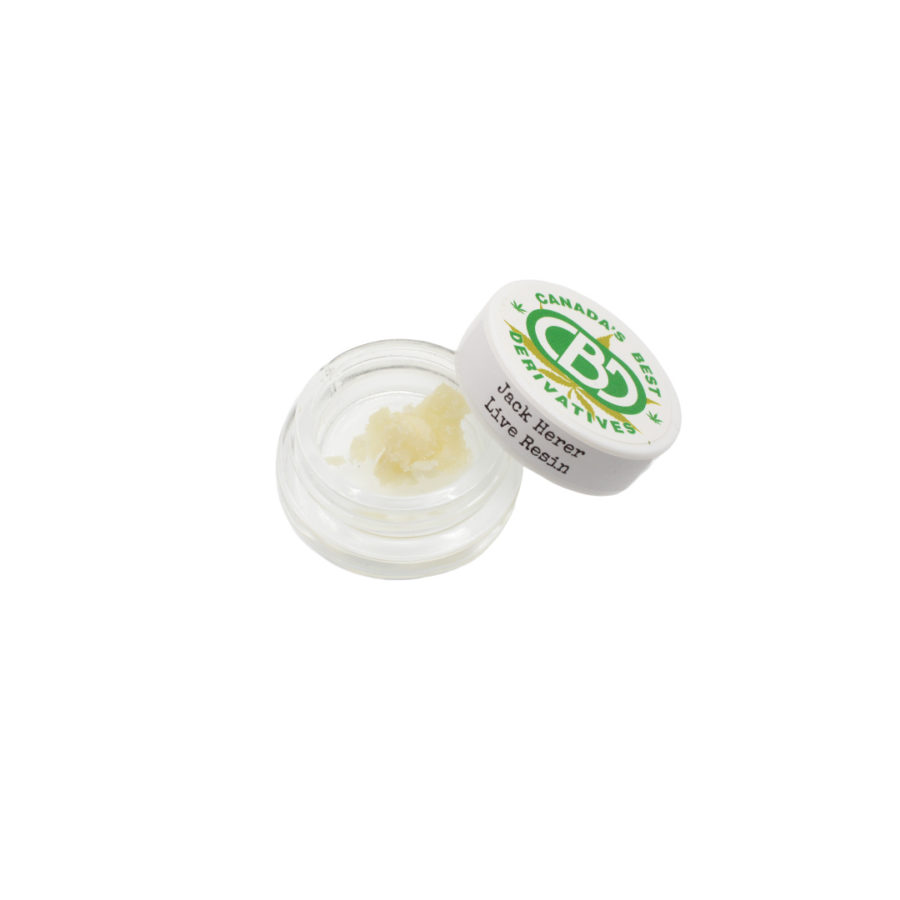 Canada's Best Derivatives Live Resin