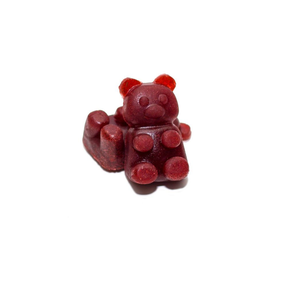 Shroomies - Cherry Lime Gummy Bears (1000mg)