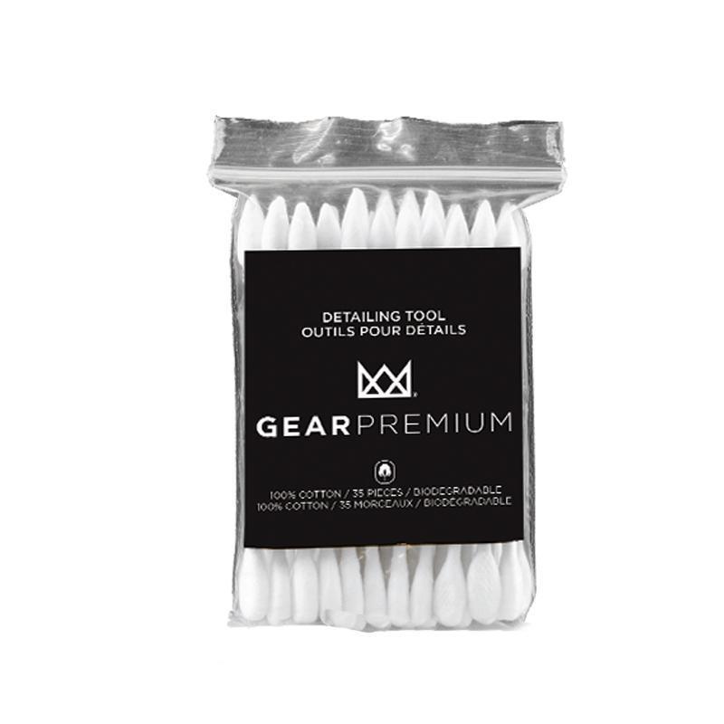 GEAR Premium Detailing Tools - Cotton Swabs