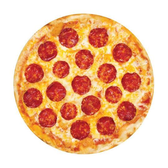Pizza Dab Mat