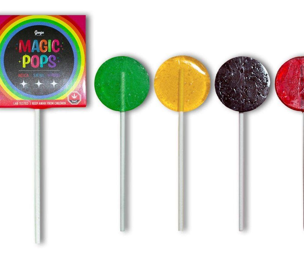 Ganja Magic Pops