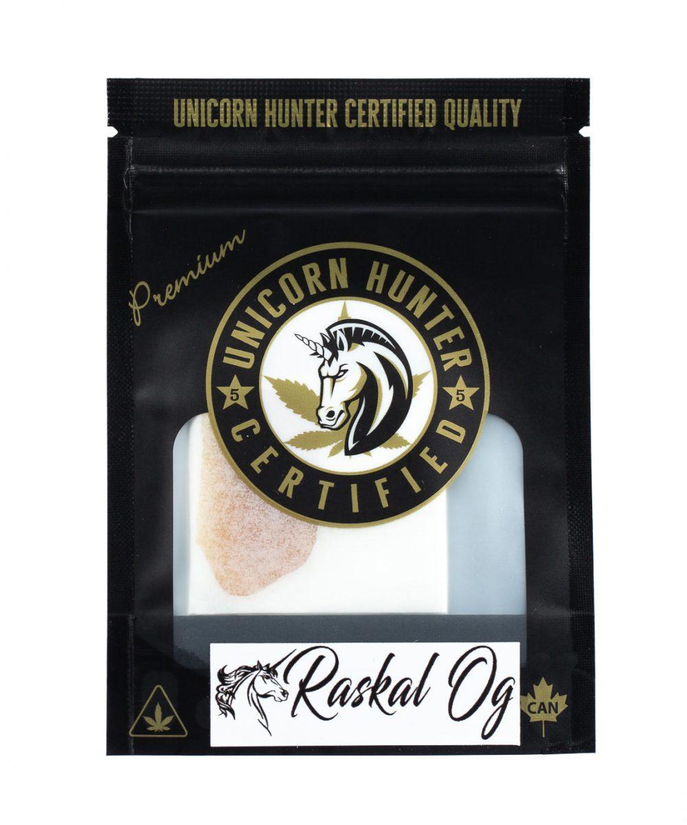 Unicorn Hunter Shatter - Premium Black Label (1 Gram)