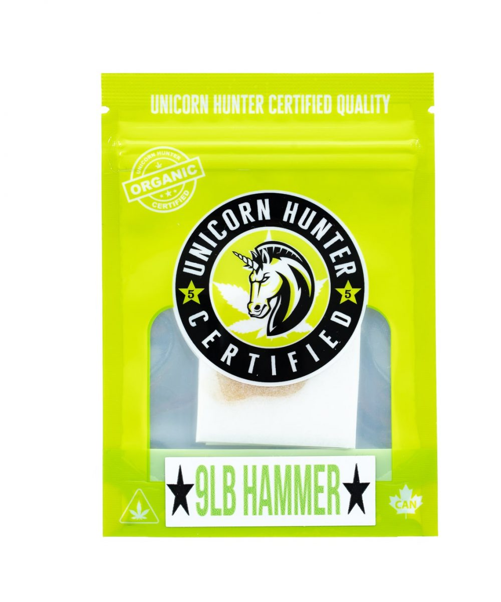 Unicorn Hunter Shatter - Green Label (1 Gram)
