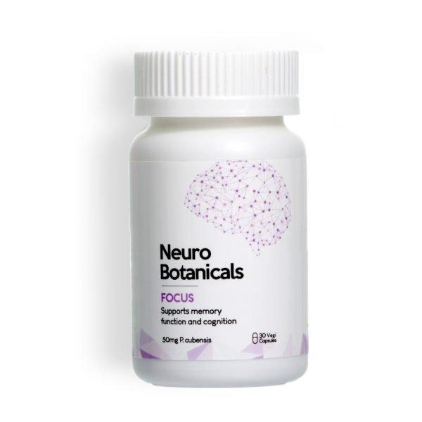 Neuro Botanicals Capsules 50mg x 30 (Microdose Vegan Caps)