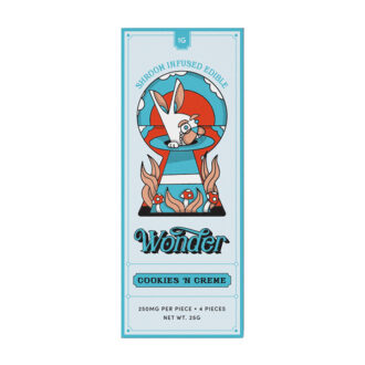 Wonder - Psilocybin Chocolate Bar - 1 Gram