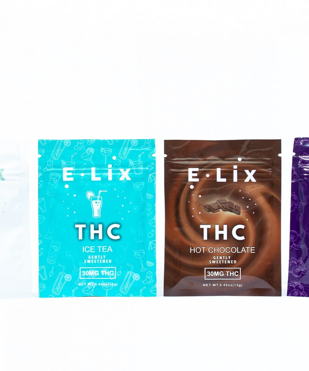 High Voltage Extracts E-Lix Drink Mixes