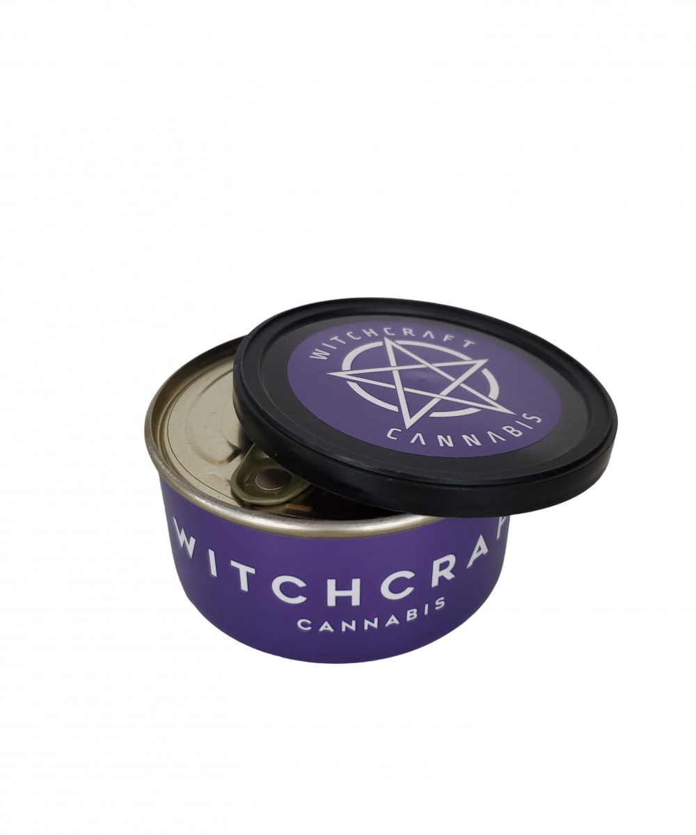 Witchcraft Cannabis Can (3.5g)