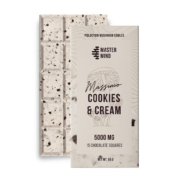 Mastermind - Cookies & Cream (5000mg)