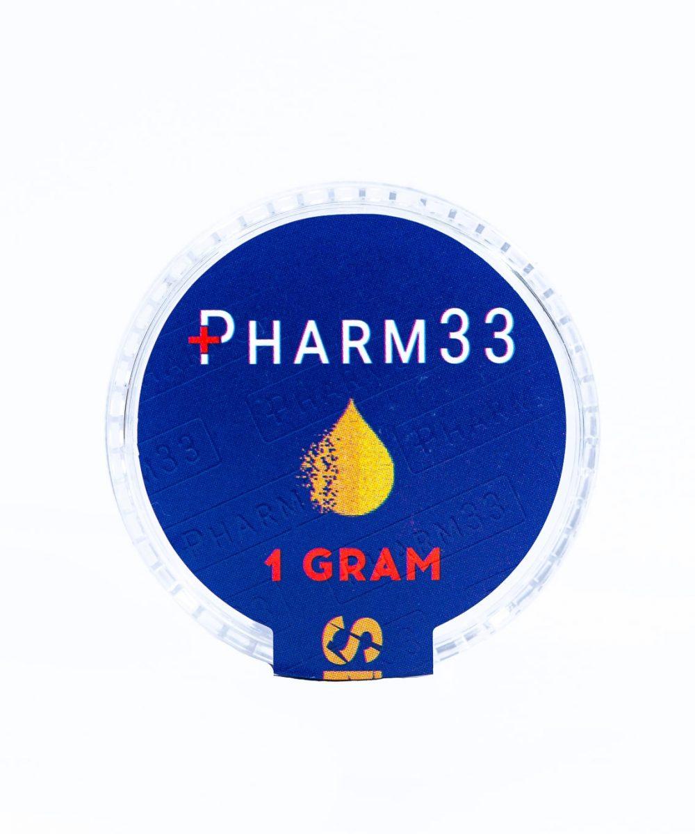 Pharm 33: Shatter - 1 Gram