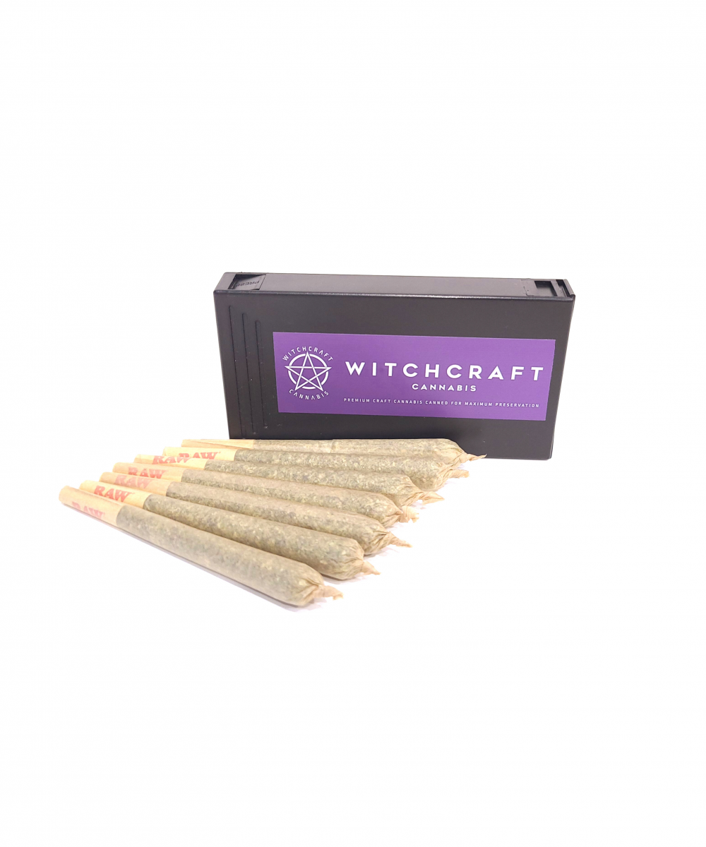 Witchcraft Cannabis - Pre-Roll Packs