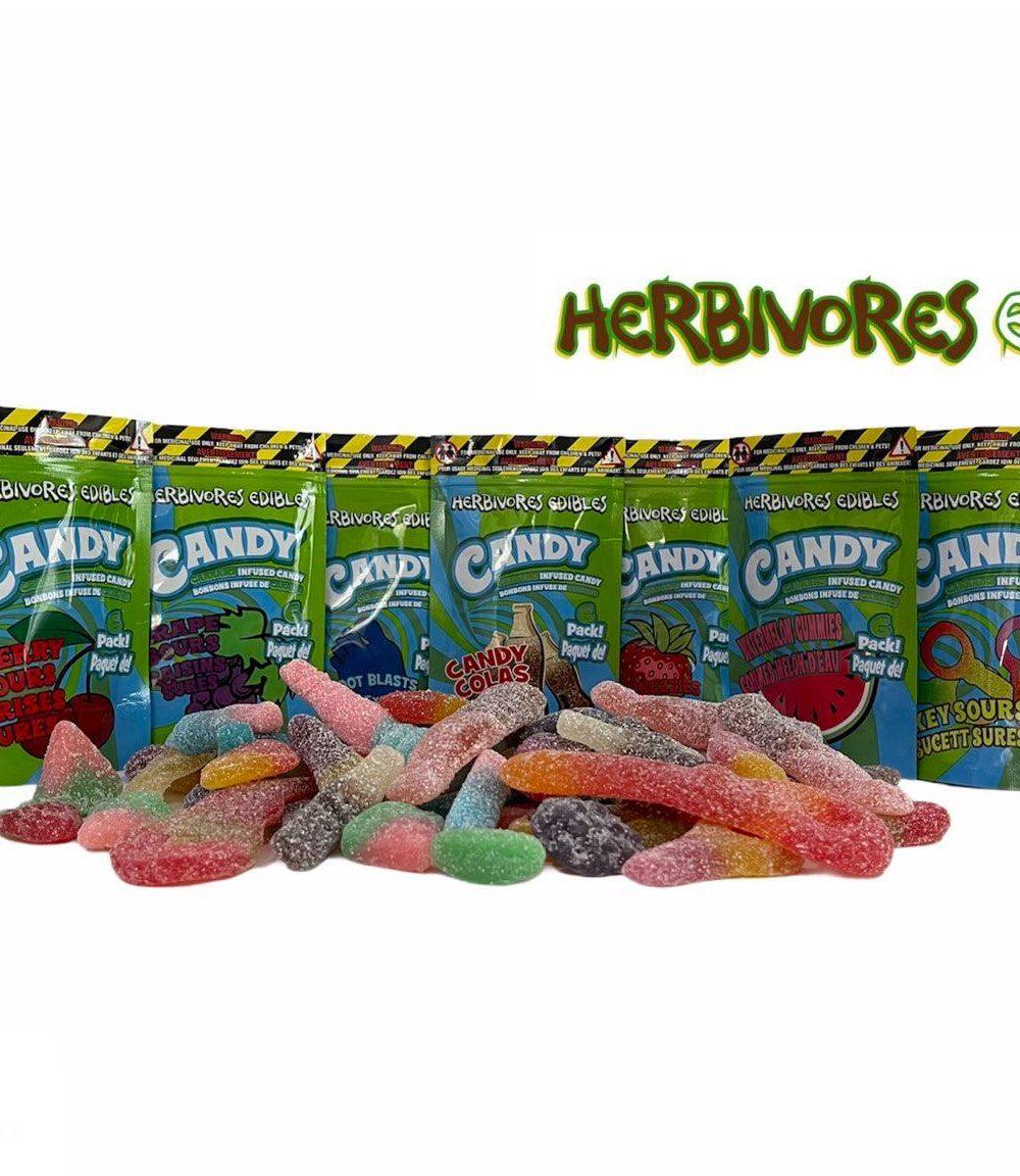 Herbivore Candies (THC)