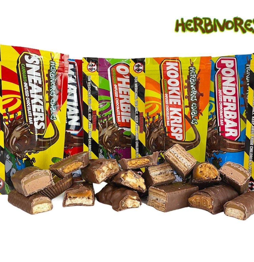 Herbivore Chocolates (THC)