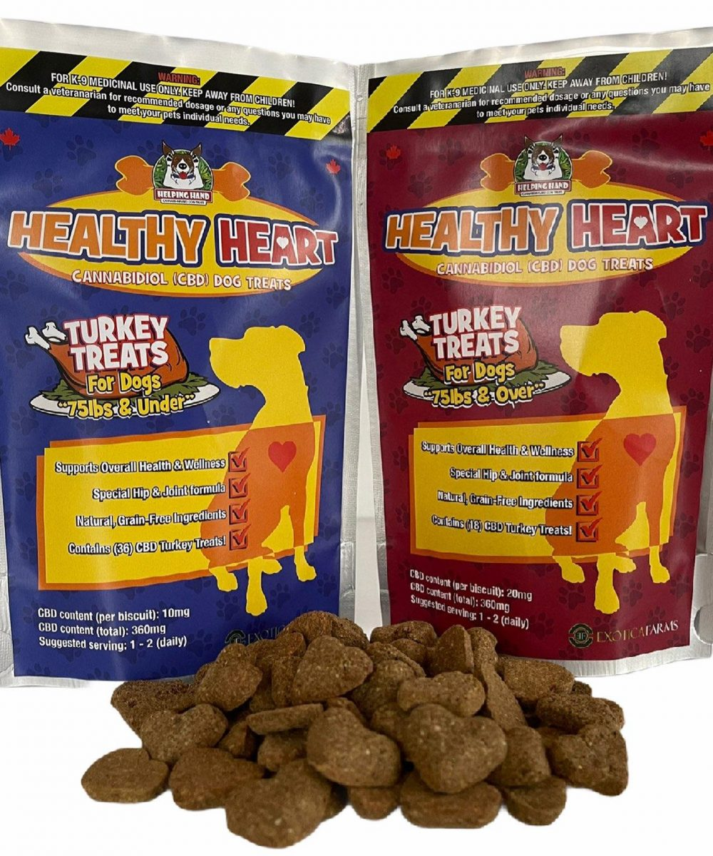 Herbivore Dog Treats