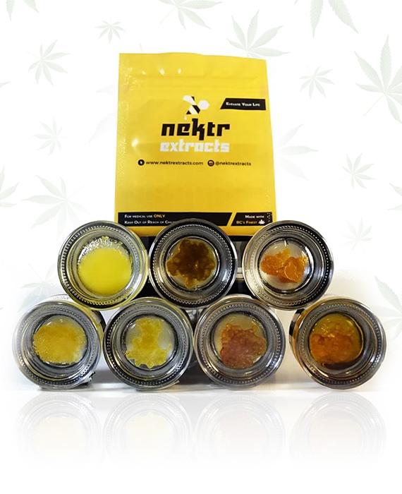 Nektr Extracts - Premium Cannabis Concentrates