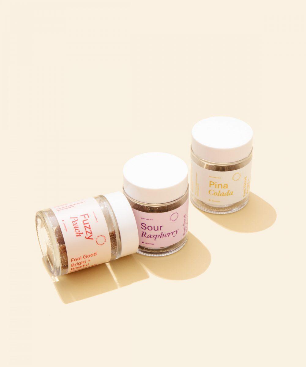 Microgenix Mini Psilocybin Gummies (100mg)