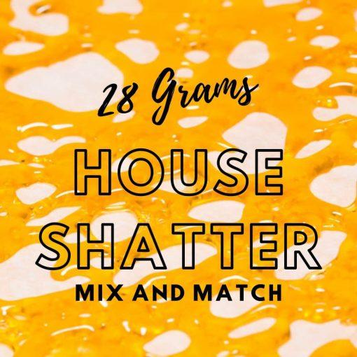 House Shatter - 28 Grams Mix & Match