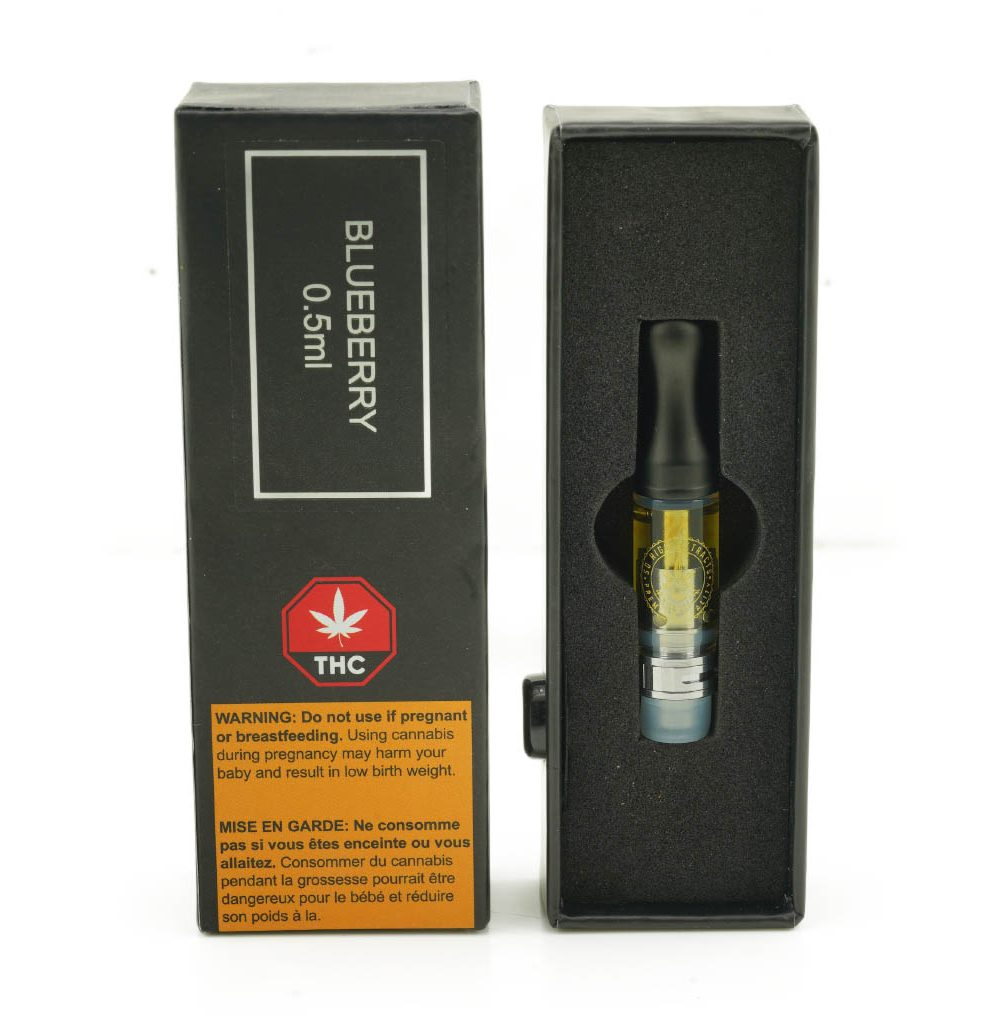 So High Extracts: Premium Vape Cartridge (0.5ml)